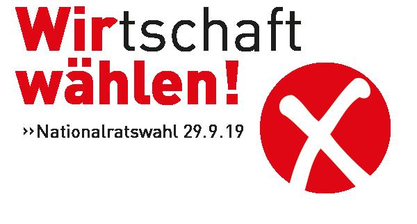 Wirtschaft Waählen - Nationalratswahl am 29.9.2019