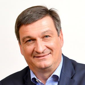 Präsident Jürgen Mandl